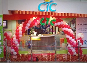 CTC Balloon Arch