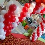 CTC Travel Balloon Arch