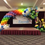 Customised Balloon Arch
