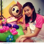 Balloon Princess Rui En