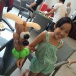 Balloon Puppy Sculpture