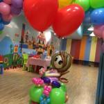 Balloons Princess Joy Truck