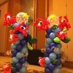 Balloon Crab Sculpture