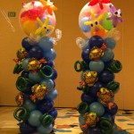 Customised Balloon Display
