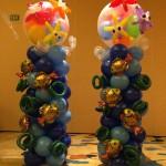 Balloon Star Fish Sculpture
