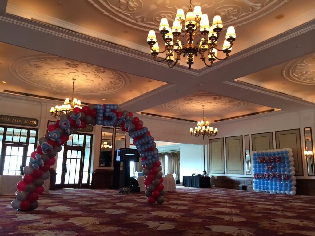 Corporate Event Balloon Decorations
