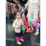 Flower Bouquet Balloon Sculpture