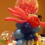 Giant Balloon Octopus