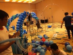 That Balloons Set up