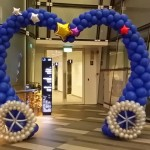 Balloon Carridge Arch Singapore