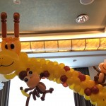 Balloon Giraffe Sculpture