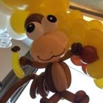 Balloon Money Sculpture