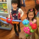 Balloon Sculpting Kinokuniya