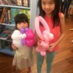 Christmas Balloon Sculpting Event