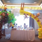 Professional Balloon Arch Singapore