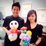 Singapore Balloon Artist