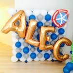 Balloon Backdrop Singapore Birthday Party