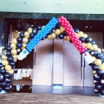 Balloon Star Wars Arch