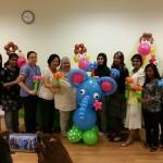 Balloon Sculpting Workshop