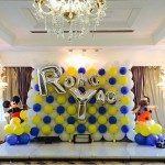 RONG YAO Balloon Backdrop Display