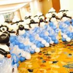 Balloon Sheep Sculptures