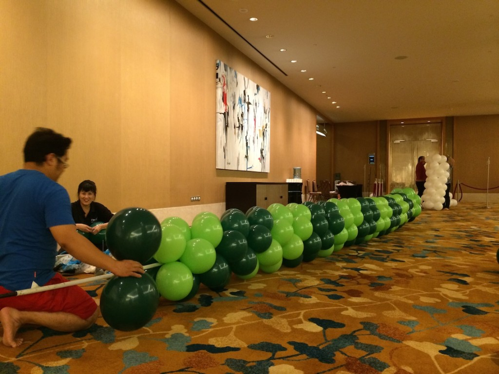 Event Balloon Decorations