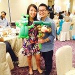 Balloon Sculpture Birthday Party
