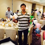 Balloon Twisitng for birthday party