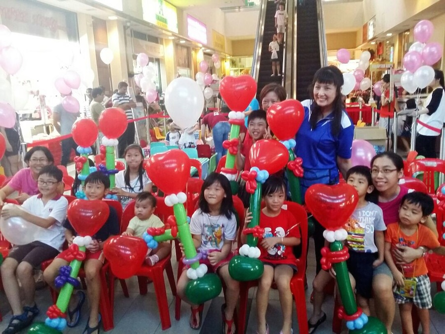 Balloon Workshop Event