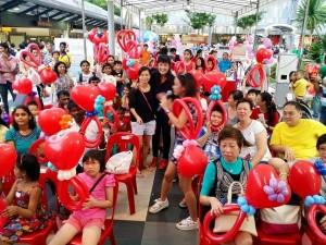 Balloon Workshop Yew Tee Point