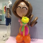 Princess Balloon Sculpture