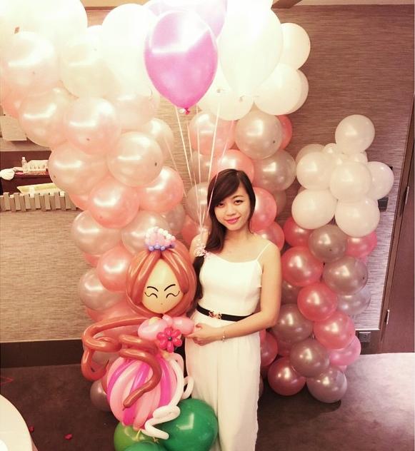 Balloon Artist Aw Chin bee