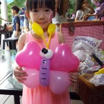 Balloon services for birthday party