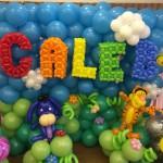 Cartoon Balloon Backdrop Singapore