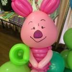 Piglet Balloon Sculpture