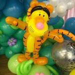 Tigger Balloon Sculpture