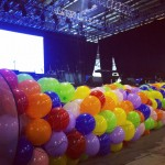 Balloon Drop at The Max Pavilion Singapore