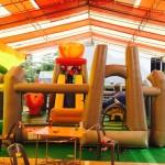 Dinosaur Inflatable Bouncy Castle