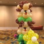 Balloon Animal column
