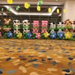 Balloon Animals Columns