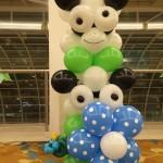Balloon Cow Column