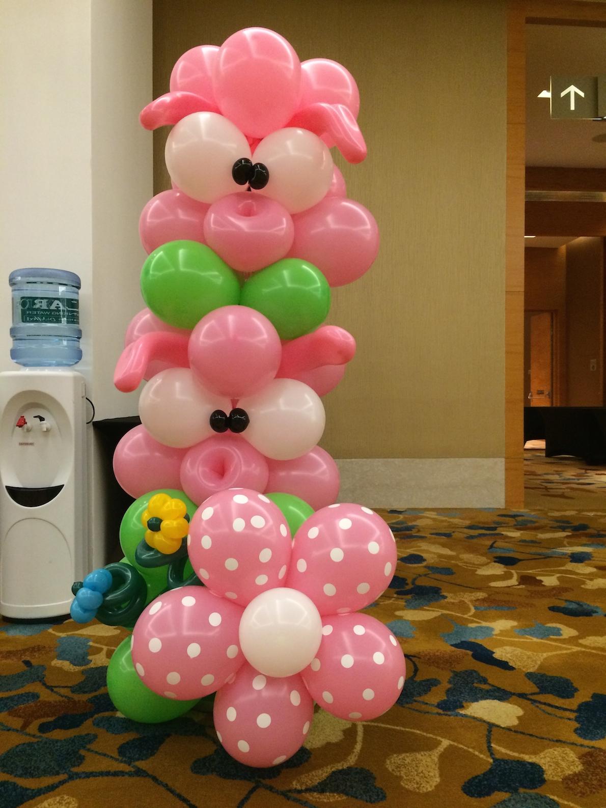 Brand-new balloon columns | THAT Balloons - Part 2 VH59
