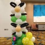 Balloon Sheep Column