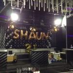 Balloon Backdrop Trace Club Singapore