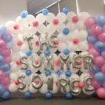 Balloon Backdrop deco Singapore