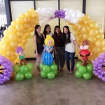 Balloon Carriage Sculpture