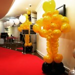 Oscar Balloon Display