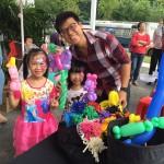Balloon Sculpting Service Event