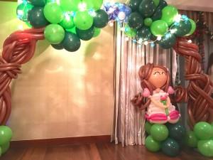 Custom Balloon Decorations Singapore