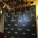 Helium Balloons Deco